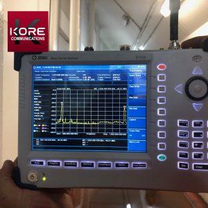 JDSU Base Station Analyser